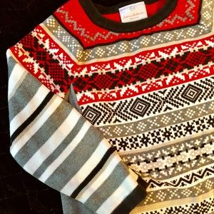 f03c7d6572 Hanna Andersson Shirts   Tops - Fair Isle Sweater